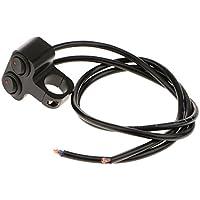 perfk Interruptor Doble de Encendido Botones Diseño de Interruptor de Motocicletas