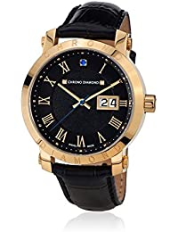 Chrono Diamond Reloj con movimiento cuarzo suizo Man 10620D Nestorius 41.0 mm
