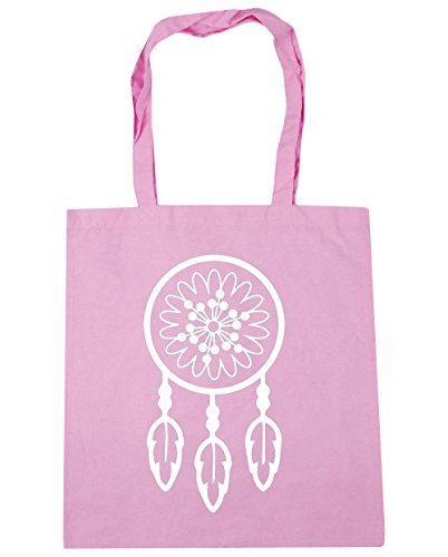 hippowarehouse-dream-catcher-pocket-tote-shopping-gym-beach-bag-42cm-x38cm-10-litres