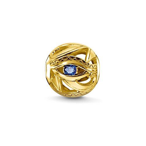 Thomas Sabo k0229–922–32Bead Egipto Oro