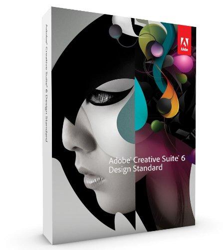 Adobe Creative Suite 6 Design Standard englisch