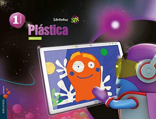 Plastica 1º Primaria - Andalucia (Superpixépolis)