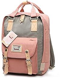 LIYULI Damen Outdoor Rucksack Mode Schulrucksack für Mädchen Backpack Rucksack Schulrucksack rucksäcke mit Laptopfach für Camping Outdoor Sport
