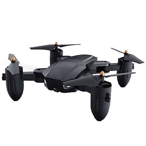 Pieghevole FPV WiFi Drone con videocamera Live Video HD/Altitude Hold / 3D Flip/Headless Mode/One Key Return/App Control è Il Miglior Drone per Principianti,200WWiFi