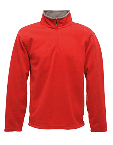 Standout Ashville Half Zip Fleece, Classic Red, XL