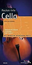 Pocket-Info Cello: Basiswissen kompakt - Praxistipps - Mini-Lexikon. Violoncello.