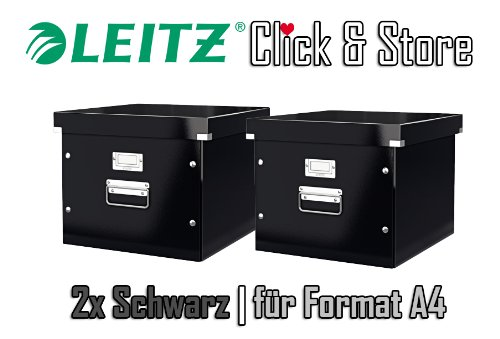LEITZ Archiv-Hängeboxen