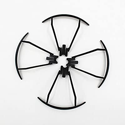 4 Pieces VISUO XS809HW XS809W RC Quadcopter Spare Parts Blade Propeller Protective Cover
