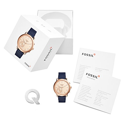 Fossil Q Damen Hybrid Smartwatch FTW1128