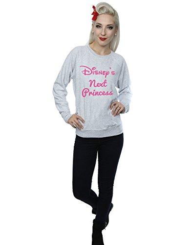 Disney Femme Next Princess Sweat-Shirt Heather Gris
