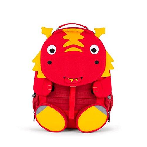 Affenzahn Kinderrucksack für 3-5 Jährige im Kindergarten - Daria Drache