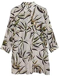 a258edd07521 Amazon.it  elena miro - Bluse e camicie   T-shirt