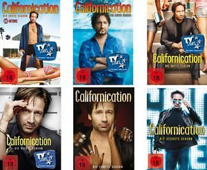 Seasons 1-6 (14 DVDs)