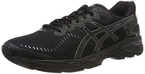Asics Gel-Kayano 23, Chaussures de Running Homme Noir (Black/Noir Onyx/Carbon)