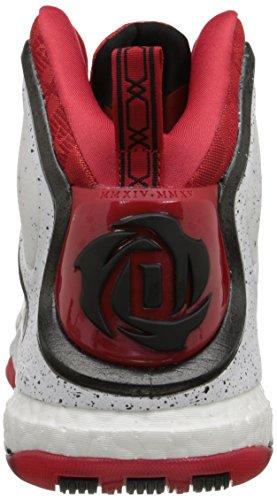 Adidas D Rose 5 Boost Laufschuhe Scarlet