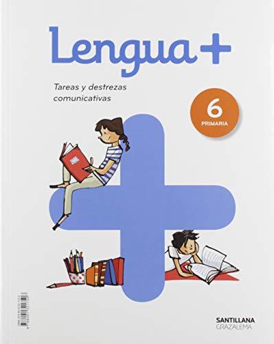 LENGUA+ TAREAS Y DESTREZAS COMUNICATIVAS 6 PRIMARIA