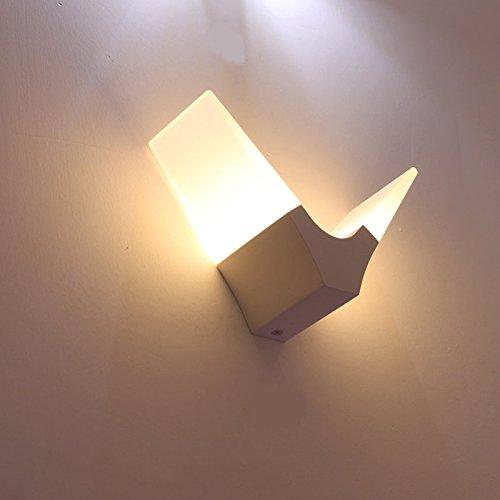 CNMKLM stile moderno Lampada da parete LED breve camera da letto design di illuminazione di qualità elevata?#22,con il migliore