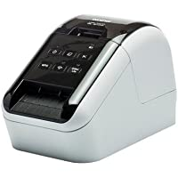 Brother QL810W - Brother QL-810W - Impresora de Etiquetas (WiFi, USB 2.0