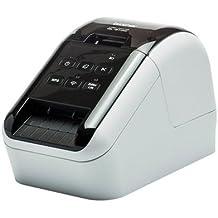 ENDLOS DRUCKER ETIKETTEN 29mm x 30.48m WASSERFEST für BROTHER P-touch QL-650 TD