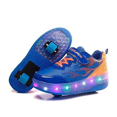 Skybird-UK LED Leuchtend Schuhe