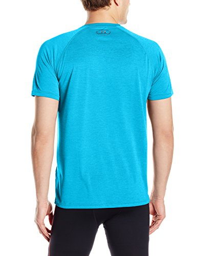 Under Armour Herren Fitness T-Shirt UA Tech Tee Bold Yellow