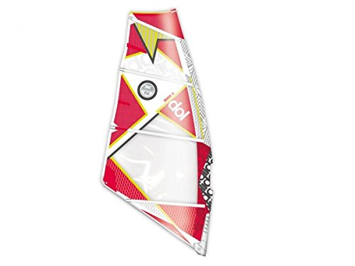 North Sails Segel IDOL `2014 Firey Red Größe 4.5