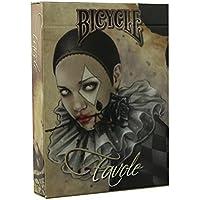 Bicycle - Baraja Favole, cartas de Poker, color beige (Naipes Heraclio Fournier 1026506)