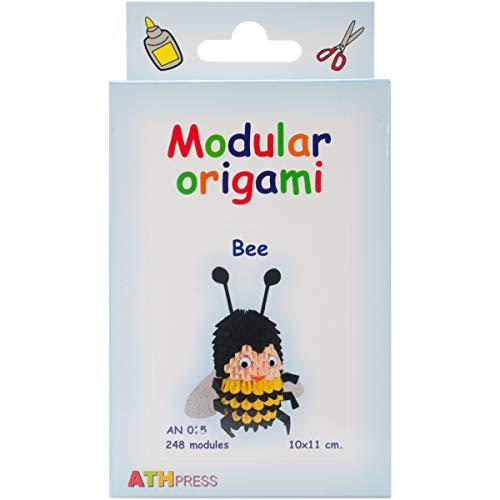 Set Papier Chaton Multicolore Origami modulaire 382-Pi/èces
