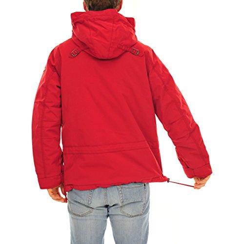 NAPAPIJRI Mann N0Y7ZB094 Jacke SKIDOO OLD RED Rosso
