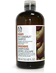 The Body Shop - Shampoing AntiPelliculaire au Gigembre - 400 ml