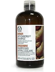 The Body Shop - Shampoing AntiPelliculaire au Gigembre - 400 ml