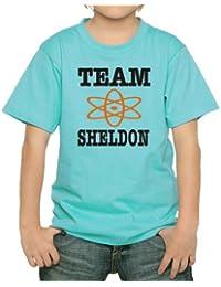 Team Sheldon Children's T-Shirt Various Colours
