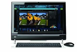 Hp touchsmart 600 1410fr ordinateur de bureau tout en un 23 tactile intel core i3 350m 1 5 to - Ordinateur de bureau tout en un hp ...