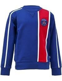 Sweat shirt PSG - Collection officielle PARIS SAINT GERMAIN - Football club Ligue 1 - Taille enfant garçon