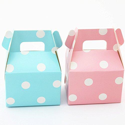 20 Popcorn Tüten Candy bar Tüten rosa Candy Bar Zubehör Popcorn boxen