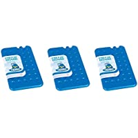 Thermos Cool Bag Ice Pack Freeze Board 400G PACK OF 3