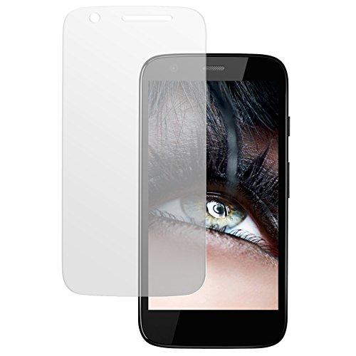 mtb Proteggi schermo in vetro temperato per Motorola Moto G (1. Gen, XT1032, XT1039 - 4.5'') - 0,3mm / 9H / 2.5D - Pellicola protettiva Salvaschermo