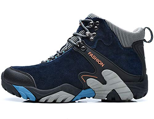 SINOES Zapatos de Senderismo al Aire Libre Zapatos de Escalada Zapatillas de montaña I