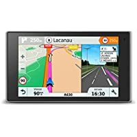 Garmin DriveLuxe 51LMT-S EU 5-inch Sat Nav with Lifetime Map Updates for the UK, Ireland and Full Europe, FREE Live Traffic and Magnetic Mount