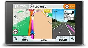 Garmin DriveLuxe 51 LMT - GPS Auto - 5 pouces - Cartes Europe 46 pays - Cartes et Trafic gratuits à vie