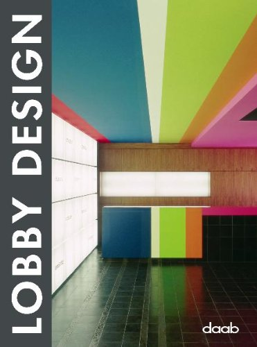 Lobby Design: Dt. /Engl. /Franz. /Span. /Ital. Buch-Cover