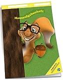 """Hausaufgabenheft """"Eichhörnchen"""" DIN A5 / für die Grundschule"""