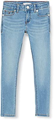 Tommy Hilfiger Nora RR Skinny Oclbst Jeans para Niñas