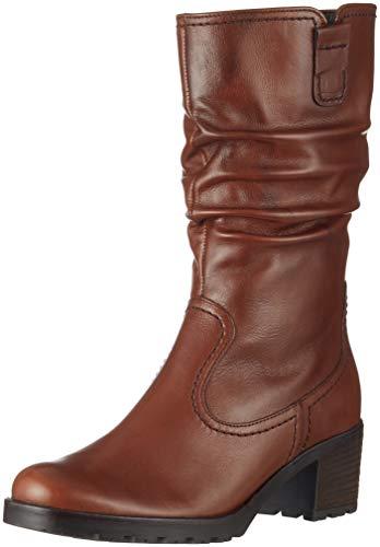 Gabor Shoes Damen Comfort Sport Hohe Stiefel, Beige (Caramello (Mel.) 13), 37.5 EU -