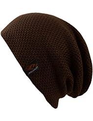 Osaka Hat - Tendance à long bonnet tricoté pour les hommes et les femmes - 2013/2014, bonnet tricoté 100% coton