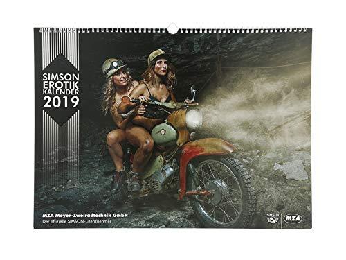 Preisvergleich Produktbild MZA SIMSON Erotik-Kalender 2019