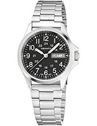 M-WATCH Aero 41 Analog Black Dial Men's Watch-WBL.86320.TJ