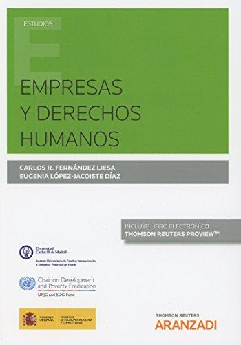 Empresas y Derechos Humanos (Papel + e-book) (Monografía)