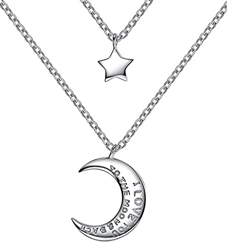 SaySure - 925 Sterling Silver Collares Silver Tattoo Choker Chain