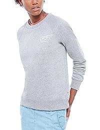 Vans Women's Full Patch Raglan Crew Sweatshirt